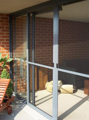 sliding fly screen door sunshine coast