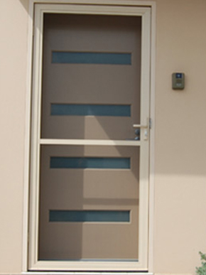 flyscreen doors sunshine coast